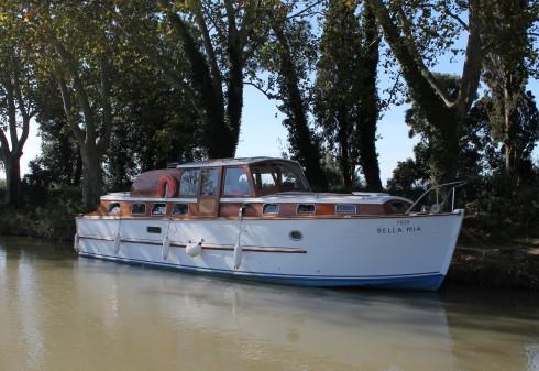 Boat hire Canal du Midi